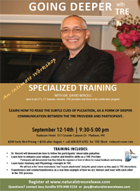 Madison, Wisconsin - Advanced Training with Dr. David Berceli