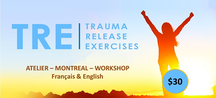 Montreal, Canada - TRE Intro Workshop (open to general public) French and English