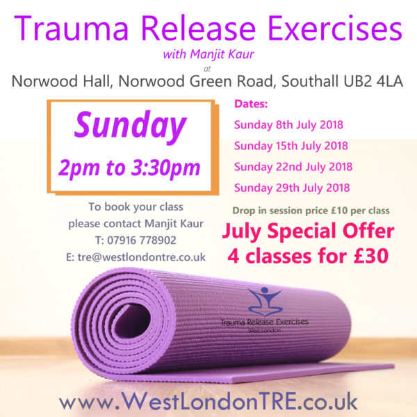 Trauma Release Exercises (TRE)