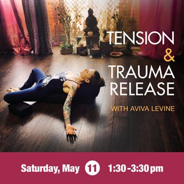 Tension & Trauma Release Workshop in Alameda, CA