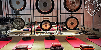 TRE® and Gong Bath Workshop. Manchester. England