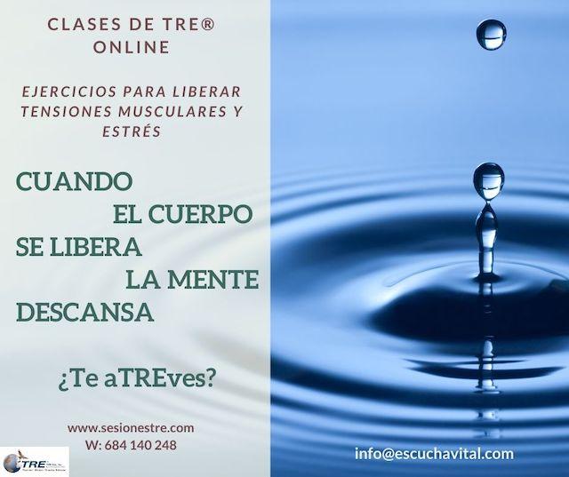 Sesiones TRE online 1-1 en Español / in English / Magyarul